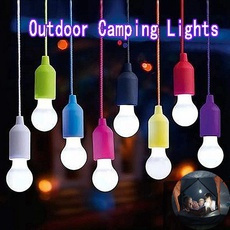 Outdoor, led, camping, Colorful