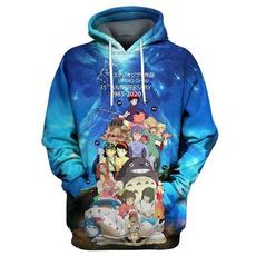 My neighbor totoro, Fashion, Totoro hoodie, Tops