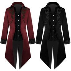 Vintage, overcoatformen, Fashion, Coat