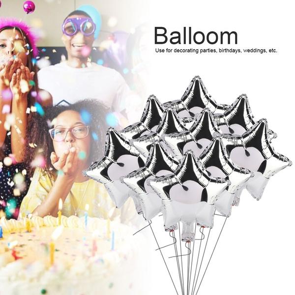 aluminumfoilballoon, Home Decor, Kit, party