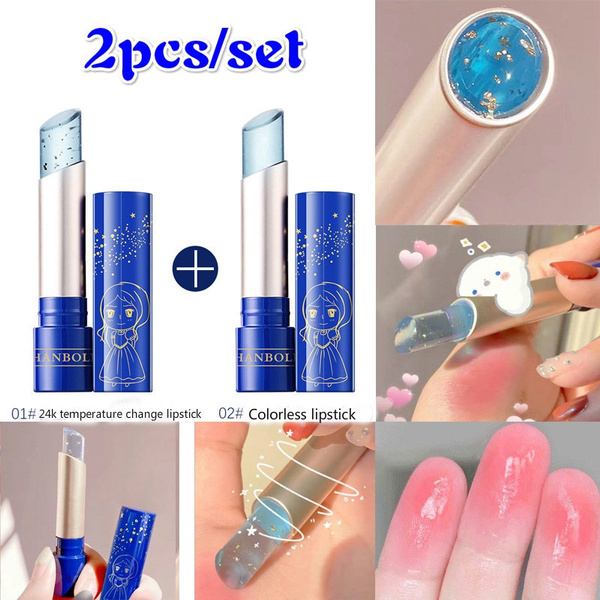 temperaturechanginglipstick, 24ktemperaturechanginglipstick, Lipstick, moisturizinglipbalm