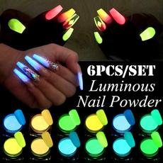 nail decoration, Nails, Holographic, nailglitter