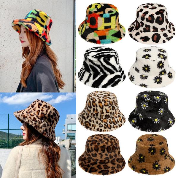 Outdoor, fur, women hats, cow