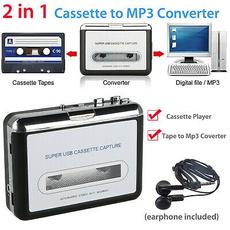 Tech & Gadgets, audioconverter, playerconvertmusic, usbcassette