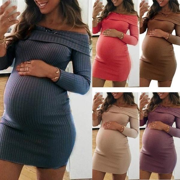 Fashion, Sleeve, pregnant, Long Sleeve