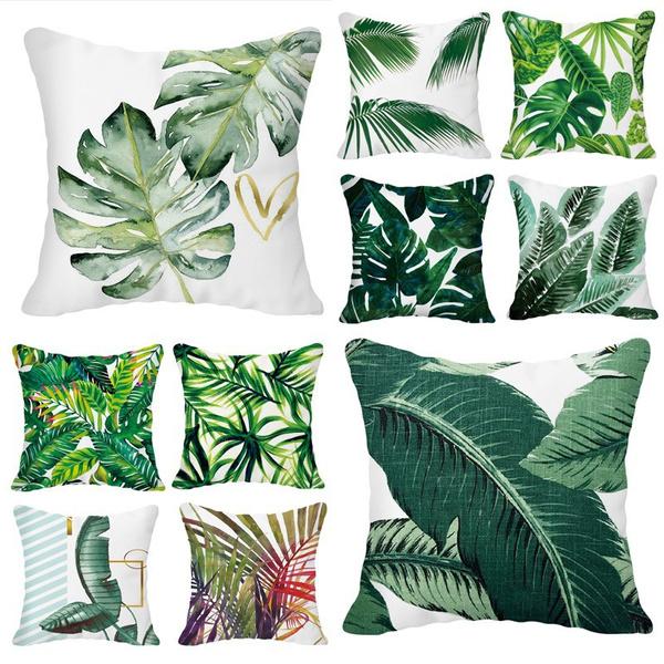 Plants, Home Decor, Sofas, pillowscover