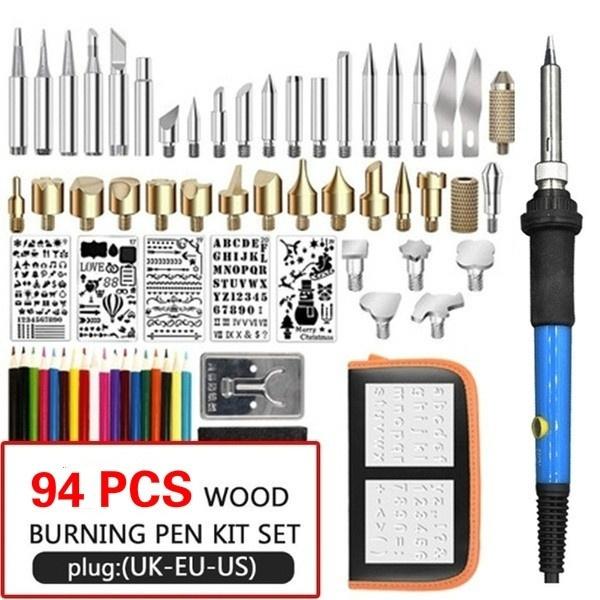 solderingtool, Tool, woodburningkit, Kit