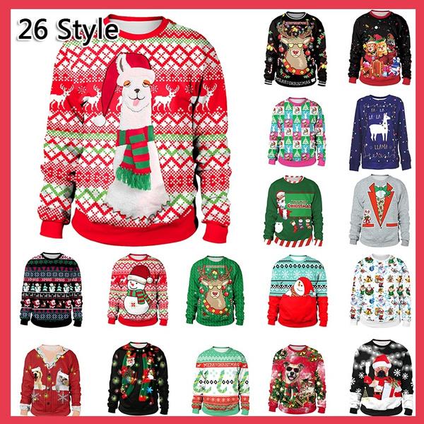 Funny, Fashion, Christmas, holidayssweater