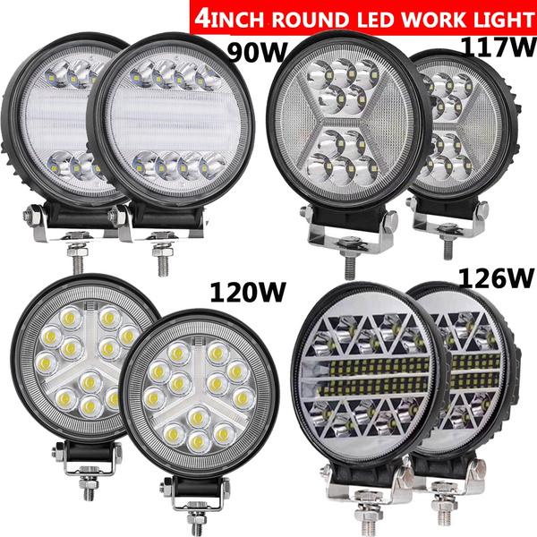 lights, led, 4inch18w, Waterproof