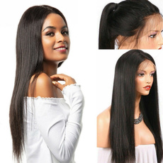 wig, hairaccessorieswig, Lace, human hair