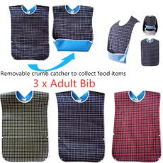 kitchenapron, apron, eatingbib, Waterproof