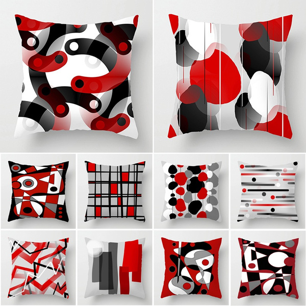 geometricpillowcover, Home Decor, Abstract, Pillowcases
