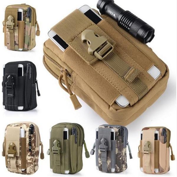 tacticalmilitarybag, Waterproof, Men, purses