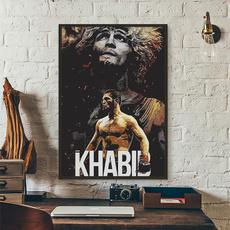 decoration, Decor, khabib, fighter