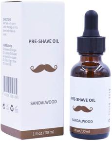 preshave, Oil, liquid, antistatic