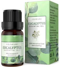 eucalyptu, organic, scented, relieve