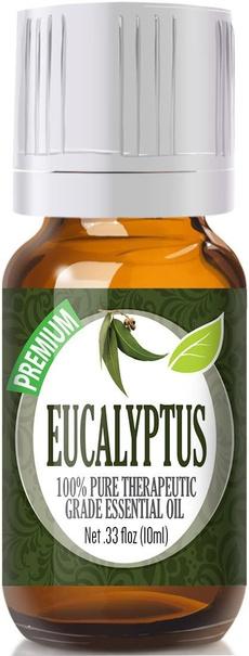 eucalyptu, Oil, 10, grade