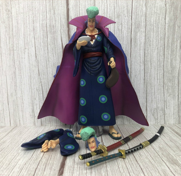 wanocountrysamurainineredfigure, Toy, dozingdenjirokyoshiroushimitsukozo, denjirokyoshiro