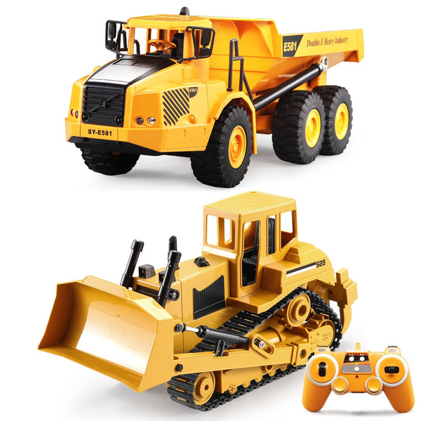 Heavy, heavyindustry, Toy, Remote