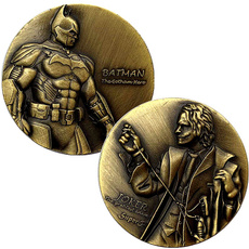 animationcoin, Classics, Batman, medals