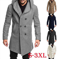 casual coat, britishstylecoat, Fashion, Winter