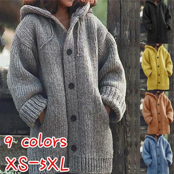 Plus Size, cardigan, sweaters for women, Sleeve