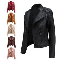 Casual Jackets, Winter Coat Women, Invierno, zipperjacket