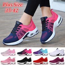 Sneakers, Plus Size, sportsshoesforwomen, Sports & Outdoors