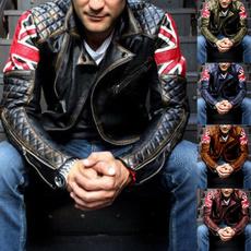 bikerjacket, Fashion, quilted, winter coat