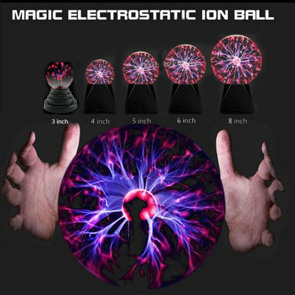Magic, lights, crystalball, plasmamagicball