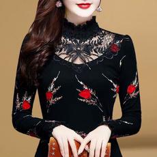 blouse, Fleece, Fashion, Lace