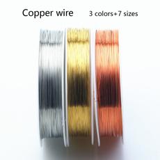 Copper, 12gaugecopperwire, Jewelry, jewelrymakingwire