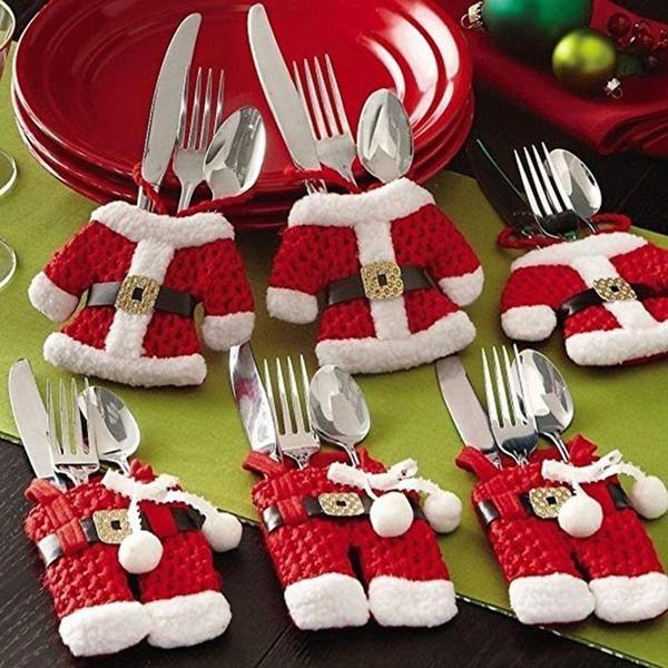 Decor, bowornament, santasuit, Gifts