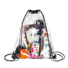 Drawstring Bags, unisex, Backpacks, tidy
