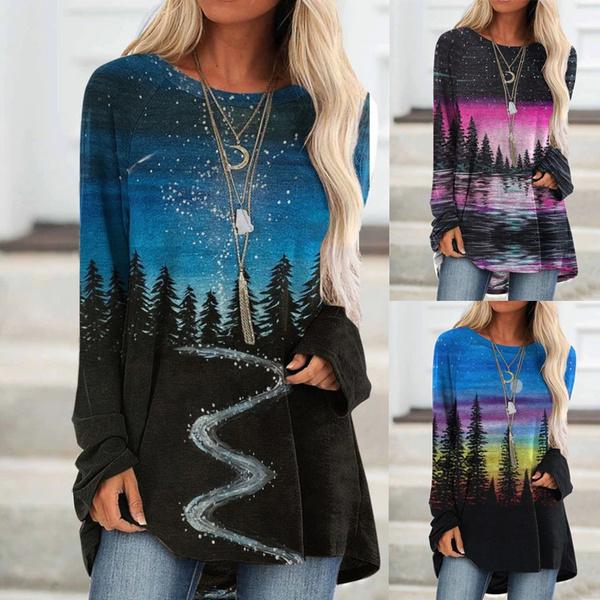 blouse, Mountain, Fashion, Necks