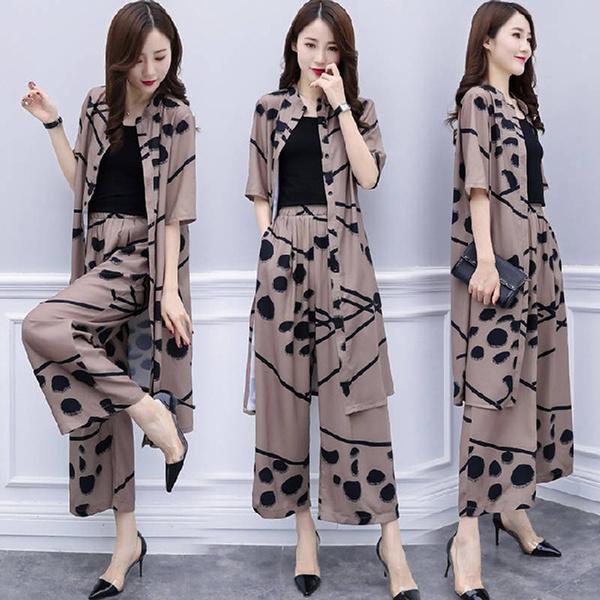 blouse, longtrouser, Fashion, crop top