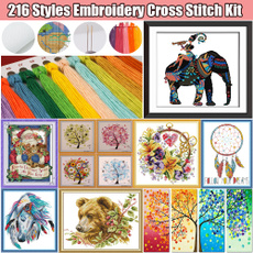 crossstitch, embroiderycrossstitch, embroiderykit, Hobbies