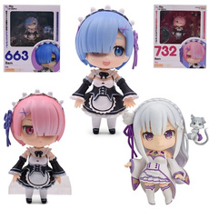 rezeroinfinityactionfigure, ramactionfigurerezero, Toy, remactionfigurerezero