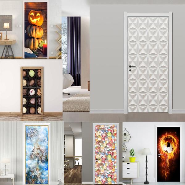Football, Wall Art, Home Decor, Waterproof