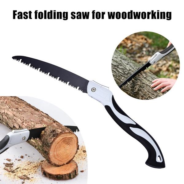 Steel, Wood, quickfoldingsaw, portablesaw