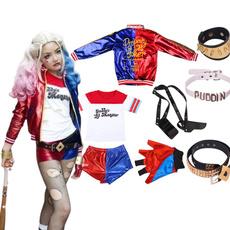 Fashion, Cosplay, Carnival, harleyquinn