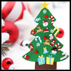 Christmas, Ornament, Handmade, Tree