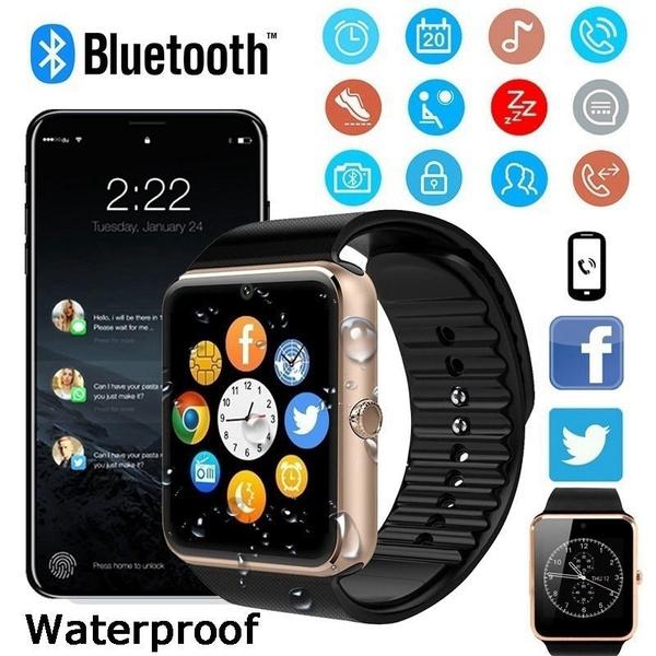 smartwatche, camerawristwatch, led, Waterproof