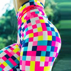 Fitness, yoga pants, Women Leggings, slim