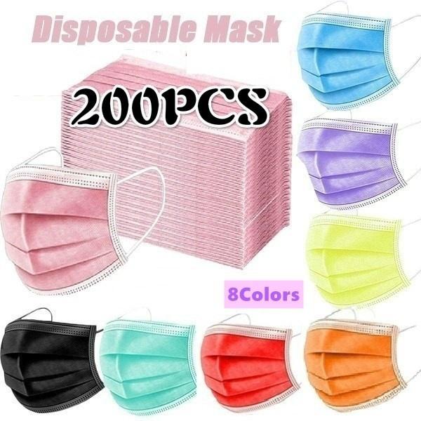 antipm25, shield, 3layersmask, Cloth