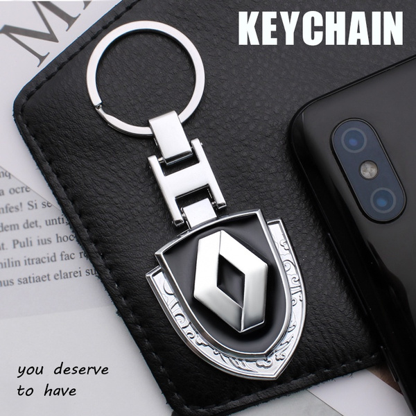 renaultkeychain, renaultclio, Key Chain, Jewelry