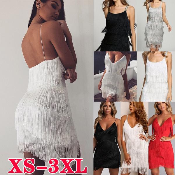 fashion women, Fashion, tasselsdre, fringe dress