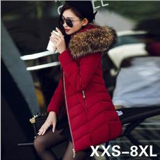 womendownparka, womenswintercoat, Winter, padded