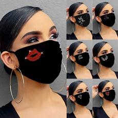 protectivemask, Jewelry, christmasprintmask, Breathable