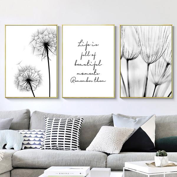 decoration, Life, art, Black And White